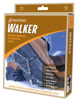 Yaktrax  Walker walkerya